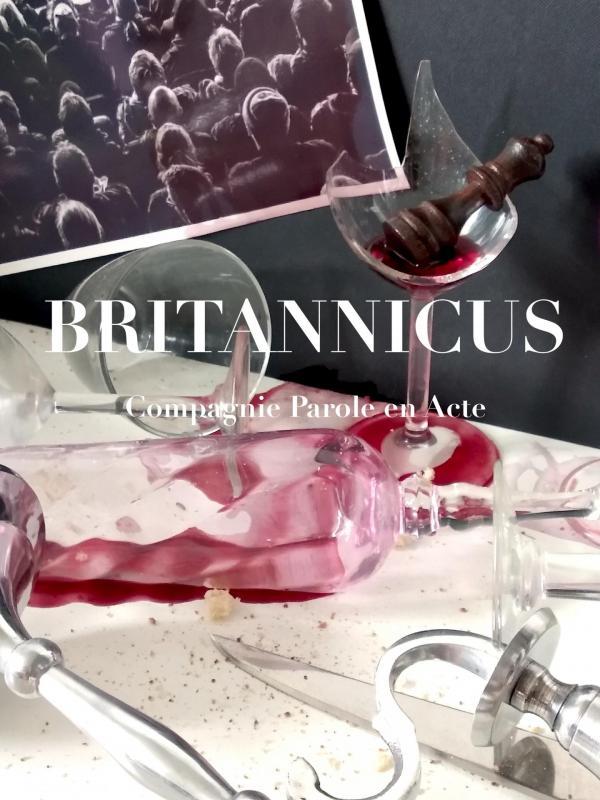 Visuel plaquette britannicus texte